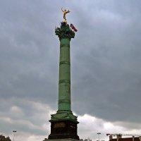 Июльская колонна (Colonne de Juillet) :: Александр Корчемный