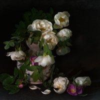 Цветочное настроение. :: Оксана Ермихина