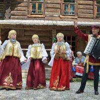 На празднике фольклора и ремесел 1 :: Константин Жирнов