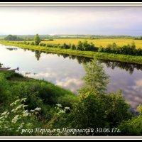любимая река :: Геннадий Тарасов