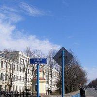 Синий мост :: Анна Воробьева