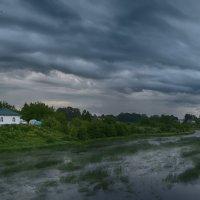 Церковь Николы Чудотворца на реке Великой :: Priv Arter