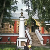 Царские палаты. Ипатьевский монастырь. Кострома :: MILAV V