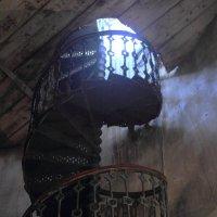 Лестница на колокольню :: Юрий Гайворонский