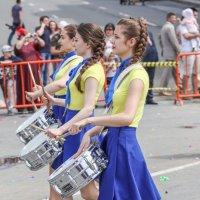 Не хватило барабанных палочек :: Владимир Леликов