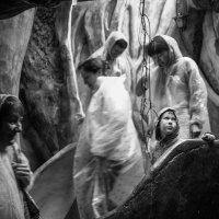 Экскурсия в пещеру :: Дмитрий Горлов