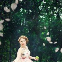 весенняя принцесса :: Марина Дадонова
