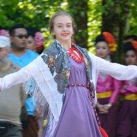 На празднике фольклора и ремесел 8 :: Константин Жирнов