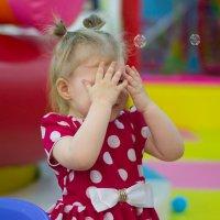 Детские эмоции :: Marina Akimova
