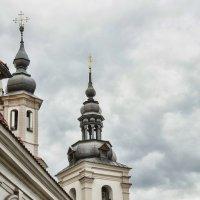 Вильнюс - город костелов :: Kliwo
