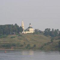 На Романовском берегу Тутаева. Ярославская область :: MILAV V