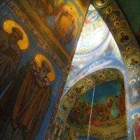 Мозаичная роспись собора :: Анна Воробьева