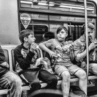 Московское метро. Июль 2017. :: Игорь Сон