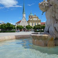 Альтёттинг – место паломничества - Бавария... :: Galina Dzubina
