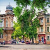 Летний полдень на старых улицах. :: Вахтанг Хантадзе