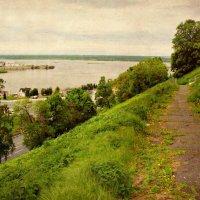 Вид на Стрелку :: Андрей Головкин
