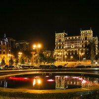 Ночной город :: Ольга Петруша