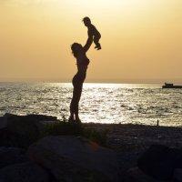 Счастье материнства :: Ольга Голубева