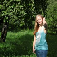 «Яблоневый сад» :: Виталий Виницкий