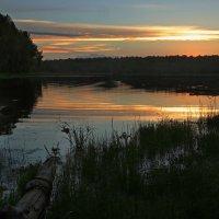 Летние закаты... :: Александр Попов