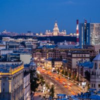 Москва :: Наталия Л.