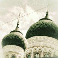 Кто придумал купола?.. :: Ирина Сивовол