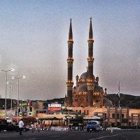 Одна из мечетей Шарм Эль Шейха. :: Дмитрий Цымбалист