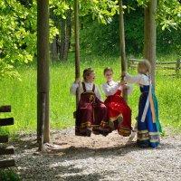 На празднике фольклора и ремесел 20 :: Константин Жирнов