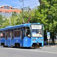 Трамвай 71-619К :: Денис Змеев
