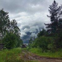 Перед грозой :: Наталья Ерёменко