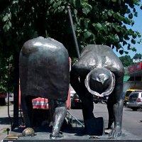 Памятник дачникам. :: Наталья