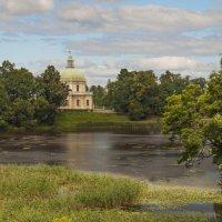Ораниенбаум. Пейзаж у озера. :: bajguz igor