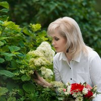 Запах цветов :: Олеся Корсикова