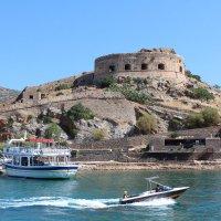 о. Спиналонга. Крит (Греция) :: vadimka