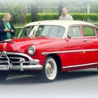 Красное авто  1 :: Сергей
