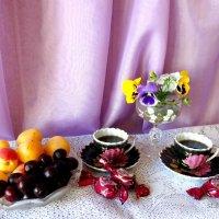 Кофе утром выходного дня... :: Тамара (st.tamara)