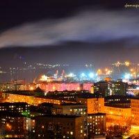 Ночной город :: Роман Кудрин