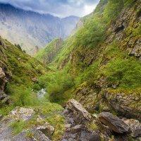 Грузия По пути к Гвелетскому водопаду :: Вячеслав Шувалов