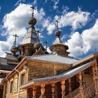 Храм Святого Мученика Иоанна Воина, г. Новокузнецк. :: Кирилл Богомазов
