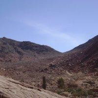 Тропа на гору Моисея :: Марина Домосилецкая
