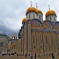 Успенский собор в Кремле :: Tata Wolf