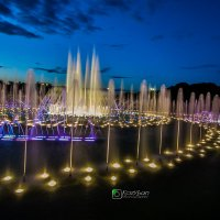 Фонтан в парке Царицыно :: Лена *