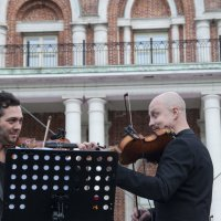 Концерт в день семьи в Царицыно :: marmorozov Морозова