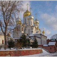 Собор Рождества Пресвятой Богородицы в Зачатьевском монастыре. :: Николай Панов