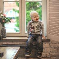 Виктору 2 годика :: Наталья Алексеева