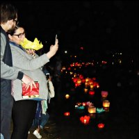 Фестиваль фонариков! :: Надежда