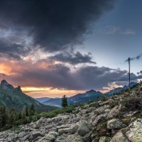 Око заката. :: Ник Васильев