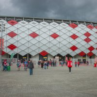 Стадион Открытие - Арена :: Константин Поляков