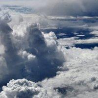 Кому грозят облака?! :: vg154