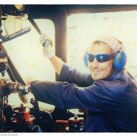 Машинист паровоза :: Алексей Белик